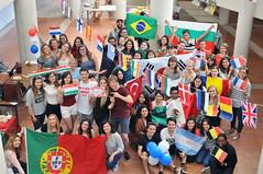 Global Village 2017 at ISCTE-IUL_0116 (ISCTE - Instituto Universitário de Lisboa) Tags: 2017 20170409 globalvillage globalvillage2017 iscteiul iro fotografiadehugoalexandrecruz