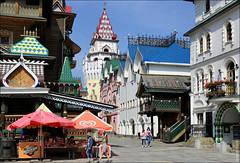 Москва, Россия, Измайловский кремль (zzuka) Tags: москва россия moscow russia