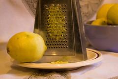 365-111 (Letua) Tags: limon rallador cascara amarillo lemon yellow grater lemonzest