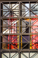 6 Points of View, One Window (pattyg24) Tags: architecture chicago illinois reflection windows