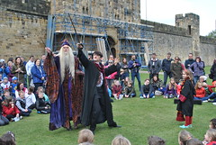 DSC_6589 (nordic lady) Tags: alnwick castle harry potter sightseeing england alnmouth holidays easter 2017
