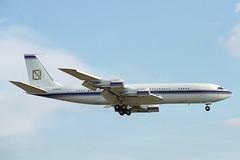 N707KS Boeing 707-321B Kalair (pslg05896) Tags: n707ks boeing707 kalair lhr egll london heathrow