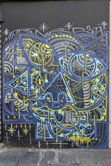 Mr Renard (Ruepestre) Tags: mr renard art paris parisgraffiti graffiti graffitis graffitifrance graffitiparis urbain urbanexploration urban streetart street rue wall walls mur ville