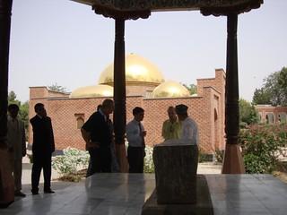 Mir Sayyd Ali Hamadoni Tomb - Kulob