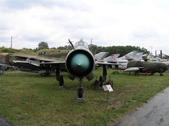 "MiG-21MS 4 • <a style=""font-size:0.8em;"" href=""http://www.flickr.com/photos/81723459@N04/33510913254/"" target=""_blank"">View on Flickr</a>"