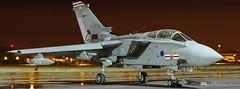Tornado GR4, EB-L (DrAnthony88) Tags: 41squadron aviationpanorama modernmilitary panoramastitch rafnortholt rafsation raftornadogr4 raftyphoonzj947ebl royalairforce unitedkingdom aircraft airbase airfield british england london northolt raf uk