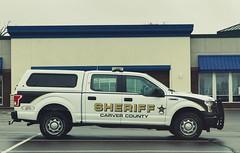 Carver County Sheriff (Tony Webster) Tags: ccso carvercounty carvercountysheriff carvercountysheriffsoffice f150 ford minnesota sheriff sheriffsoffice squadcar truck wmc1830