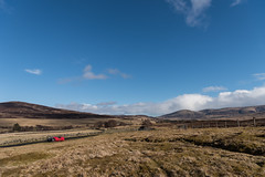 M3W Glen Esk-16353 (Cal Fraser) Tags: 3wheeler car glenesk m3w milton morgan red scotland tarfside threewheeler unitedkingdom gb