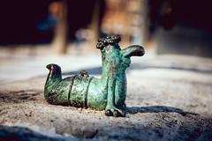 Főkukac :) (crybaby75) Tags: 2017 budapest hungary march március spring tavasz statue canon 1000d canoneos1000d 1785 efs1785 efs1785isusm szobor cartoon cartooncharacter