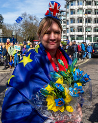 20176503 (sinister pictures) Tags: 2017 sinisterpictures gb greatbritain london uk unitedkingdom canon uniteforeurope nationalmarch parliament protest demonstration placards banners brexit article50 eu europeanunion euflag unionflag gbr hydeparkcorner