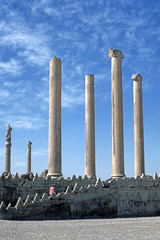 Found Photo - Iran - Persepolis - Archeological Site 04.tif