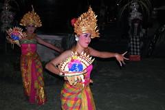 Balinese traditional dance...Beware of the Barong (rougetete) Tags: indonesia bali denpasar westnusatenggara islandparadise birthdaytrip milestonebirthdaytrip 50 50thbday intercontinentalhotelbali intercontinentalhotel jimbaranbeach balinesetraditionaldance barong