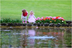 Children (GiophotoArt) Tags: bambini children parco giardino fiori nature