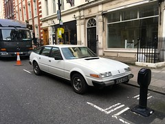 1976 Rover V8 3.5Litre (mangopulp2008) Tags: 1976 rover v8 35litre