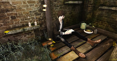 My Head Lost in the Clouds (Ralphie Lykin) Tags: secondlife malefashion landscape k