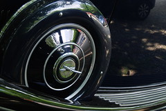 A Reflection on Lines and Curves! (antonychammond) Tags: abstract abstraction reflection wheel lines curves snail anticando