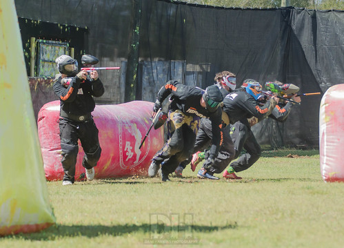 Paintball Phenomenon ATL 43