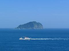 201208_基隆嶼 (王 文松) Tags: 基隆嶼 taiwan 基隆 海邊 海濱 海洋 戶外 天空 風景 雲 晴天 旅行 渡假