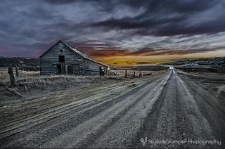 Sharples Barn Road (Explored)