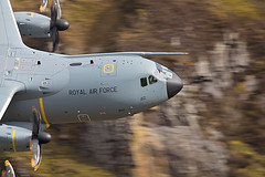A400 (Phil Lindley Photography) Tags: planes aeroplane military militaryjets jets jet cad east cadeast lfa7 wales lowflying machloop royalairforce raf a400