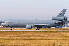 US Air Force McDonnell Douglas KC-10A Extender (AVIATIONlover) Tags: usa us america northamerica air force base ramstein american usairforce mcdonnell douglas kc10 kc10a dc10 870122 airplane jet aircraft plane