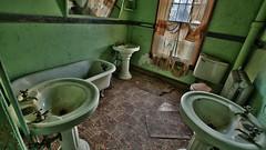 Rose's Farmhouse (51) (Darryl W. Moran Photography) Tags: urbandecay abandonedfarmhouse frozenintime leftbehind oldfarm urbex urbanexploration darrylmoranphotography oldfurniture