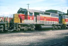 ACR SD40-2 185 (Chuck Zeiler) Tags: ac acr algoma central railway railroad emd gmd sd402 185 chuck zeiler chz