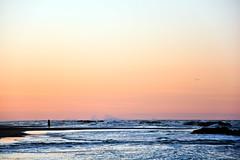 sideways (jacklord) Tags: sea waves wind sunset colors matmchugh sideways tide rocks sun low light shadows stick calm peace bless marche dancin clouds horizon far away love sand beach yumyums seasidehighlife irie