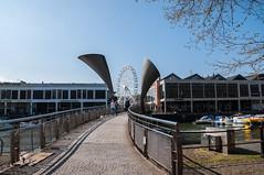 Pero's Bridge (Baker_1000) Tags: 2017 bristol spring nikon d90 nikond90 raw harbourside harbour