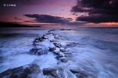 Overwehelmed (carmellestewarthook) Tags: scar lee 70d seascape sunrise stewarthook sugar sands northumberland