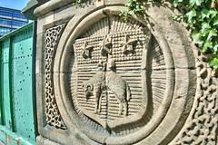Bridge Stones, Leeds, UK, jcw1967, OPE, Zodiak-8 (jcw1967) Tags: leeds architecture historical bridge stone carved history urban hdr oloneo ope