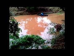 Situação do Rio Caratinga em Dom Cavati (Antes e Depois da Chuva) (portalminas) Tags: situação do rio caratinga em dom cavati antes e depois da chuva