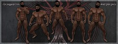 [ new release - beast pose pack ] ([ sithas ]) Tags: battle beast fighting male malemodel men mens model modeling newrelease picture pose posepack primal roleplay rp secondlife sithasslade sl standing stands static staticposes staticstand staticstands stoic thesanguinetree warrior