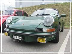 Porsche 911 Carrera 2.7 (v8dub) Tags: porsche 911 carrera 2 7 schweiz suisse switzerland fribourg freiburg otm german pkw voiture car wagen worldcars auto automobile automotive aircooled old oldtimer oldcar klassik classic collector
