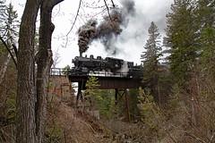 Tischer Creek (jterry618) Tags: duluth minnesota unitedstates duluthnortheastern28 steamlocomotive steamengine lakesuperiorrailroadmuseum steamtrain