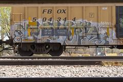 Mayor (Psychedelic Wardad) Tags: freight graffiti dirty30 d30 xmen hbb kwc mayor