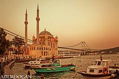 İSTANBUL (01dgn) Tags: ortaköy colors türkei turkey travel sunset türkiye bosphorus bogaz istanbul