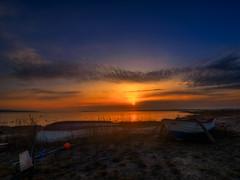 Sunrise at faroe (ibjfoto) Tags: beach bogoe bogø danmark denmark faroe farø færgestrøm ibjensen ibjfoto morning natur nature sea strand morgen solopgang sunrise