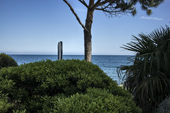 mediterranean landscape (acph) Tags: leica italy panorama green art nature landscape seaside earth m composizione fragments capra acph attiliocapra