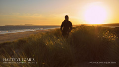 Self-Portrait: Sunset over the Dunes of Limantour (judetibay) Tags: california sunset selfportrait beach grass point marin dune national selfportait pointreyes seashore reyes limantour dunegrass