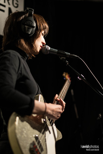 Daughter at KEXP - Seattle on 2013-05-16 - _DSC1070.NEF