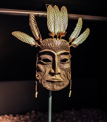 (Rotifer) Tags: washington mask northwest native nativeamerican masks pacificnorthwest tacoma makah historymuseum nativeamericanmasks pacificnorthwestmask
