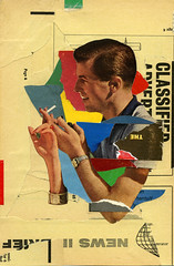 (Anthony Gerace) Tags: colour collage typography classified peopleliving