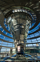 Reichstag Mirrors V (Paul 'Tuna' Turner) Tags: city travel vacation holiday berlin history architecture germany deutschland europe eu parliament historic reichstag german dome government historical bundestag mitte tiergarten europeanunion houseofparliament deutsch sirnormanfoster historicbuilding capitalcity neoclassicalarchitecture paulwallot germangovernment neobaroquearchitecture