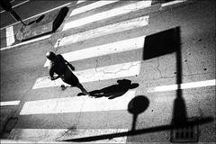 Running (Roberto Spagnoli) Tags: street bw sport strada running run bn corsa correre