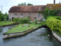 Breamore Mill, Fordingbridge, Hampshire (Howard Noyce) Tags: mill river hampshire avon fordingbridge hants breamore