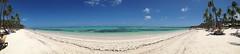 Pano IMG_0544 (Brian P. Bay City, MI) Tags: panorama beach republic dominicanrepublic punta cana 4s iphone 2013 iphone4s puntacana2013