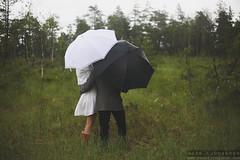 IMG_5261 (Mats Ljunggren) Tags: wedding flower color green groom bride sweden regn brllop ulricehamn komosse gllstad