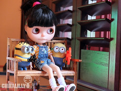 Agnes & her minions