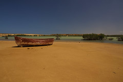 IMG_2163 (Coco272727) Tags: colombia desert lagoon mangrove punta fishingboat guajira gallinas cabodelavela guajirapeninsula puntagallinas